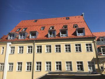 Steildach Hauptstraße FFB